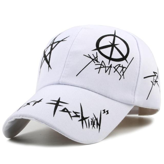 ddd55511182 HETOBETO Fashion Cap Women Men Summer Spring Cotton Caps Women Letter Solid  Adult baseball Cap Black White Hat Snapback Women