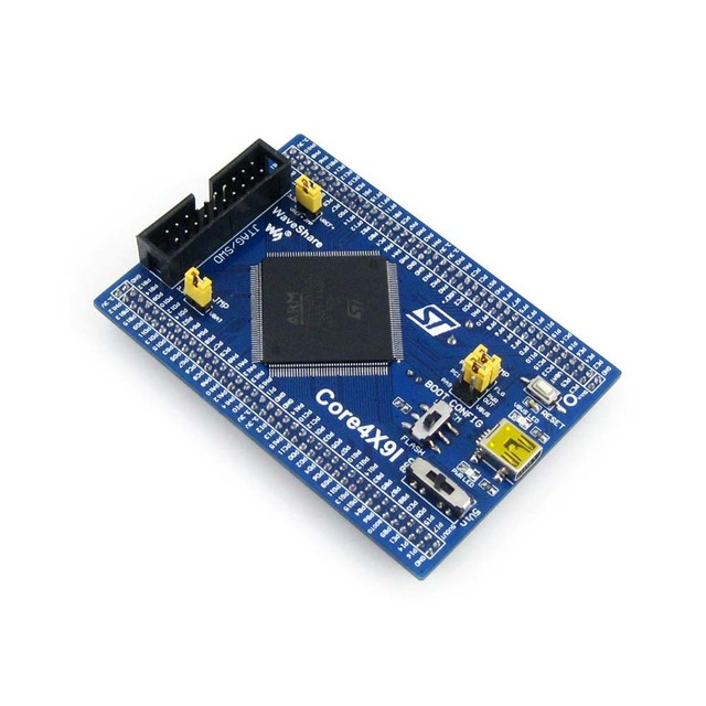 US $137 05 11% OFF 5pcs/lot STM32 Core Board Core429I STM32F429IGT6  STM32F429 ARM Cortex M4 Evaluation Development with Full IOs Free  Shipping-in Demo