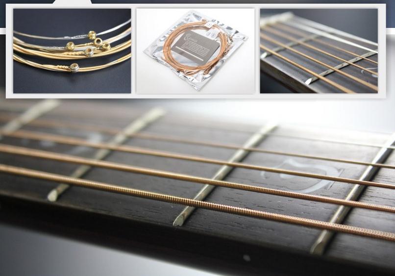 Gratis verzending Elixir 11052 Nanoweb 012-053 Akoestische - Muziekinstrumenten - Foto 6