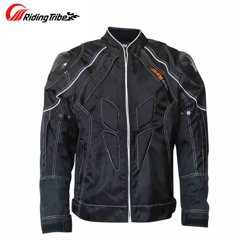 Motorcycle Four Seasons Jacket Moto Warm Waterproof Windproof Jaqueta Motocross Racing Protective Motocicleta Riding Chaqueta