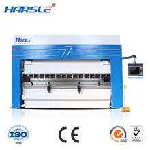 automatic stainless plate electro hydraulic bending machine