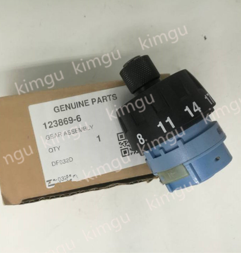 Genuine Gear Box For Makita 123869-6 DDF083 DF032D