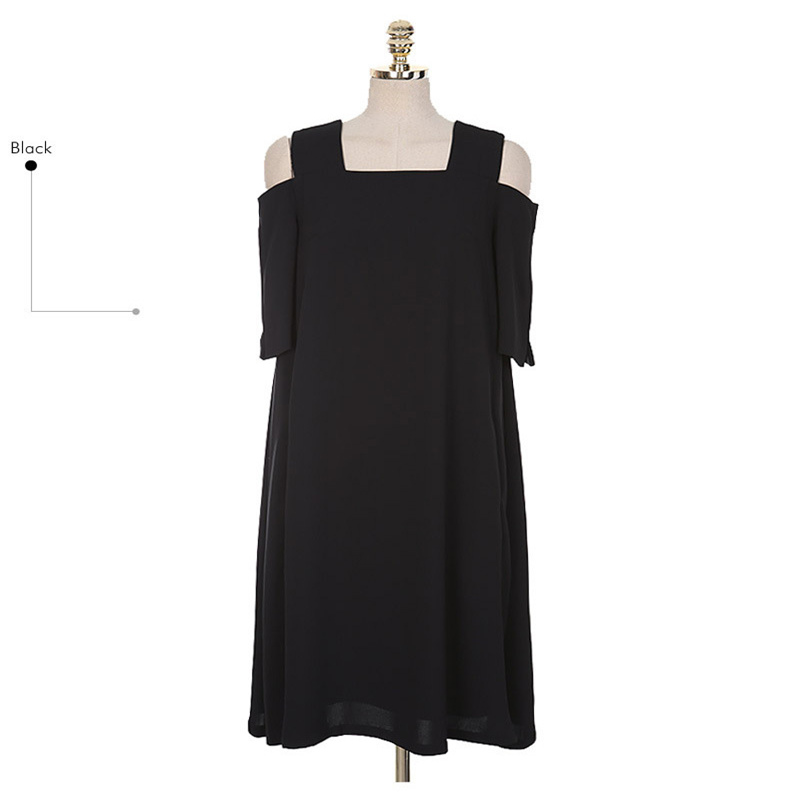 2017 new fashion maternity dress with a shoulder collar pregnant women dress L209 contrast collar foldover front dress