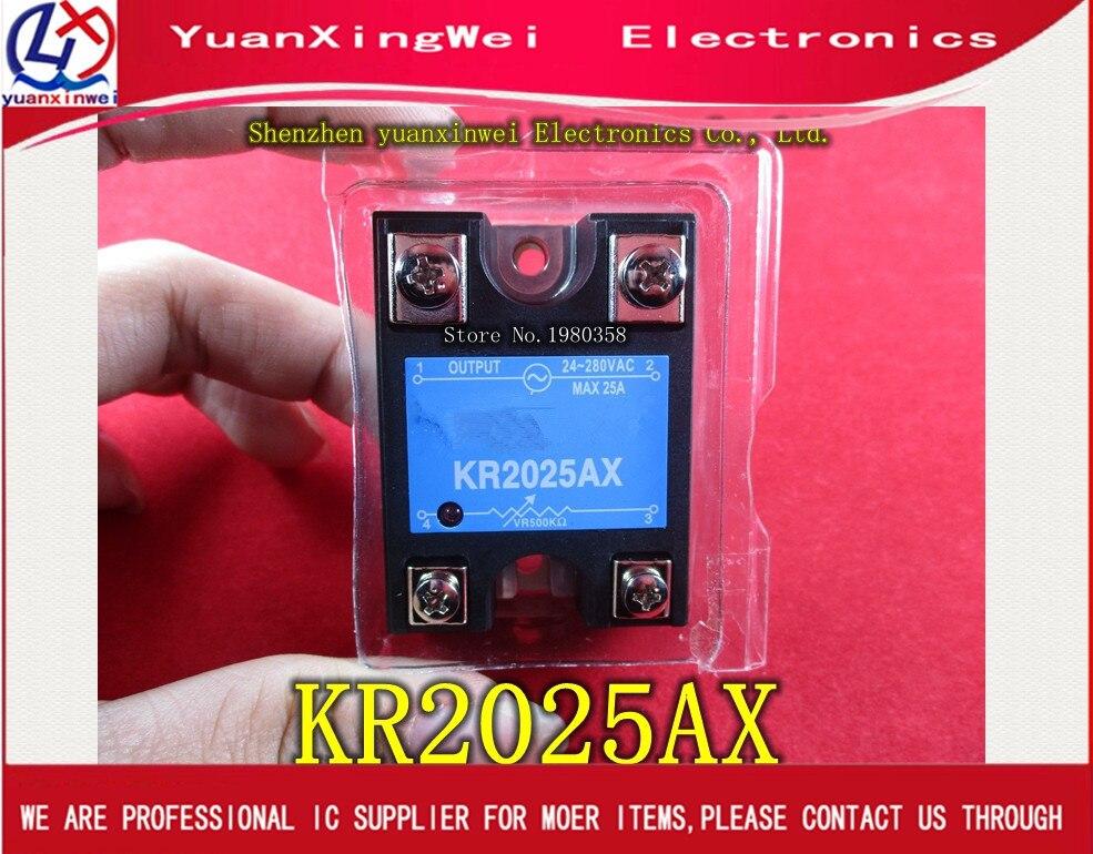 Relays KR2025AX KR2025 AX KYOTTO (S.S.R) KR series (DC - DC) new lp2k series contactor lp2k06015 lp2k06015md lp2 k06015md 220v dc