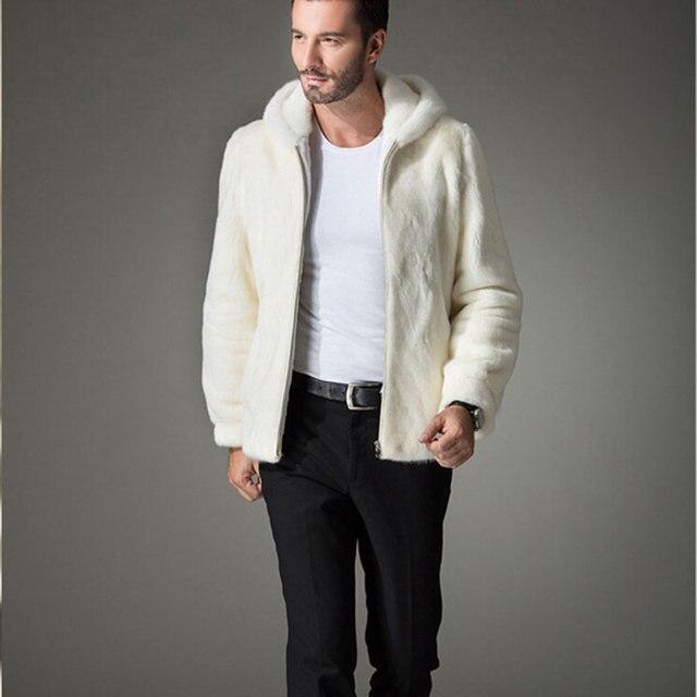Aliexpress.com : Buy 2016 New fur coat mens, Imitation mink coat ...