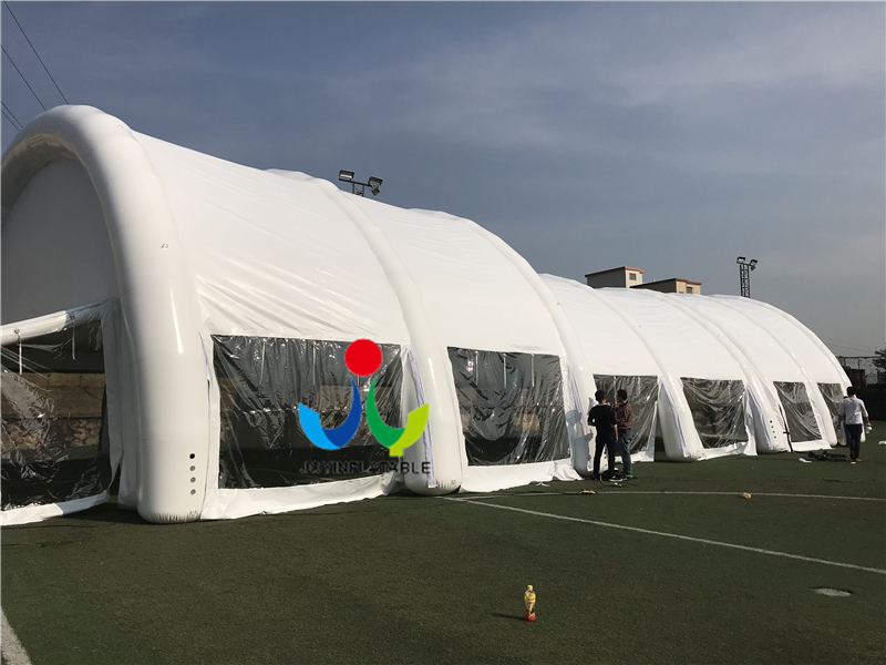 _20171225155520_  Customized PVC Arched Inflatable Wedding Party/ Sport Event Tent PVC /carpa inflable/tente gonflable HTB10sLOcQfb uJkSnfoq6z epXaT