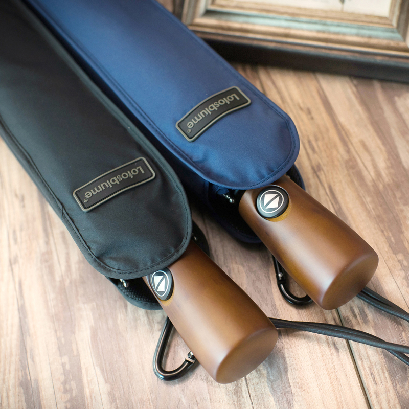Ultra Grand 1.2 m Coupe-Vent Automatique trois fois Parapluie Hommes Plegable Paraguas Hombre Parapluie Homme Regenschirm Mâle Haute Qualité