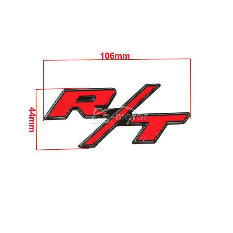 Car Auto Stickers логотипі Chrysler Jeep Dodge 1x 3D RT - Автокөліктің сыртқы керек-жарақтары - фото 4