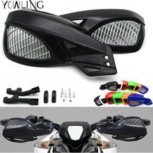 motorcycle brush bar hand guards handguard  motorbike parts handle 7/8 22mm for BMW F800 GS 2008-2014 F800R 2009-2014