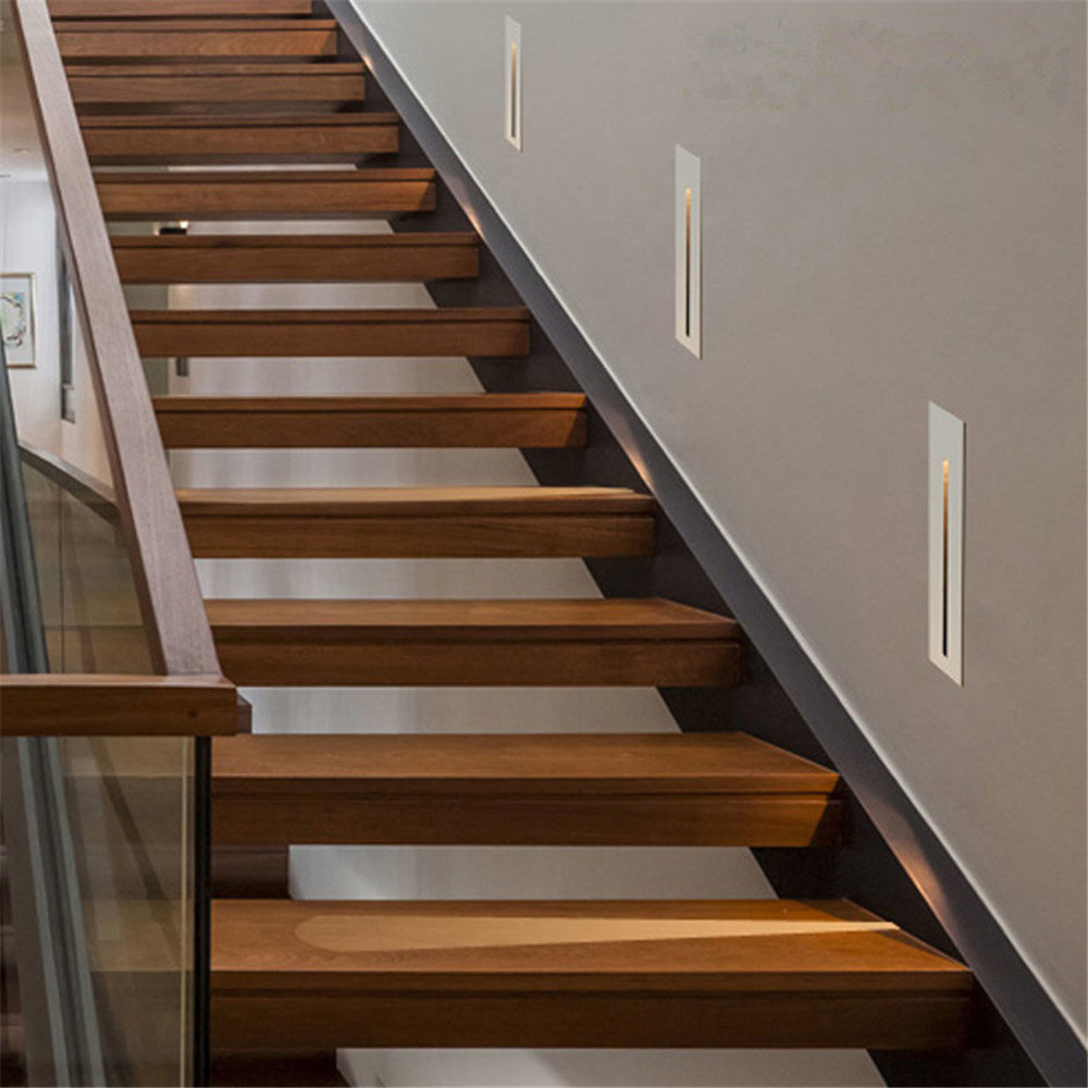 Indoor LED Recessed Light for Staircase/Pathway