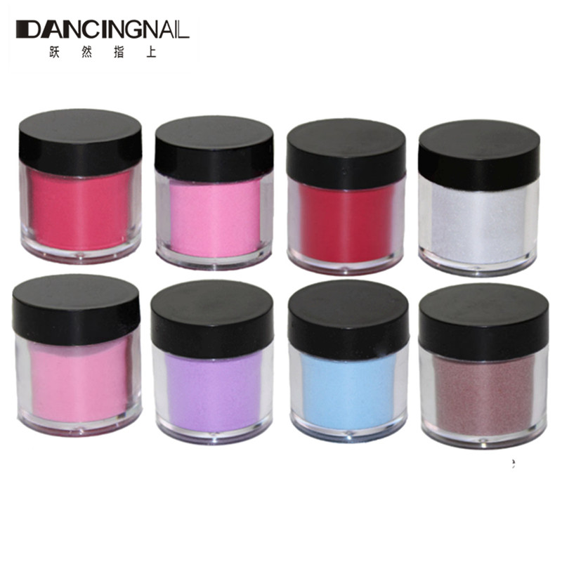 Nail Dip Powder Non Acrylic: 1pcs Nail Art Dipping Powders Sticker Acrylic Dip Powder