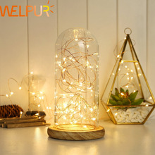 Welpur LED String Lights USB 5V 2M 5M 10M Holiday Lighting Outdoor Indoor For Holiday Party Wedding Fairy Christmas Led Lamp cheap Star None Led Strings lights 5v Beads Outdoor Indoor Decorative Strings Light Holiday Decoration Christmas For Garden Bedroom Fair WeddingFairyParty