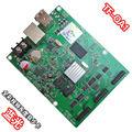 LongGreat TF-QA1 usb-диск + Ethernet Портов полноцветный СВЕТОДИОДНЫЙ Дисплей Контроллера с 3x HUB75 Выходы Поддержка 512 х 48 Пикселей
