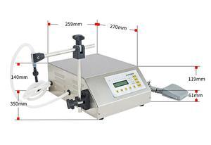 Image 4 - Digitale Controle Vloeibare Vulmachine GFK 160 sap water wijn vulmachine shampoo vulmachine