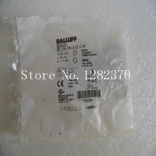 [SA] New original special sales BALLUFF sensor switch BES 516-370-G-E5-C-S4 spot --2PCS/LOT original sensor bes 516 324 g e5 c s49