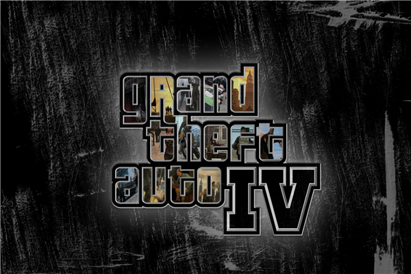 Custom Canvas Art Grand Theft Auto Poster GTA 4 San Andreas Game Wallpaper Grand Theft Wall Stickers Mural Home Decoration #770#