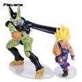 Celular y Gohan Dragon Ball Z PVC Figuras Colección 2 unids/set
