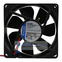 NEW ebmpapst PAPST 8412NGMI 8025 12V ball bearing temperature control PWM cooling fan -
