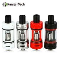 Originele Premium Kangertech TOPTANK Mini Cartomizer met 4 ml Capaciteit Top Hervulbare SSOCC Pyrex Glas Verstuiver 4 ml Vier Kleuren