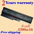 JIGU New 6 Cell Laptop Battery For Lenovo R500 ThinkPad R61 (14.1 15.0 15.4 SCREEN) T500 T61P(14.1 15.4 SCREEN) W500 R61I