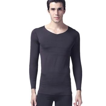 0115275a4148 Ropa térmica para hombre, traje de lana, ropa interior de compresión para  hombre, ropa interior ...