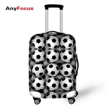 fashionable patterns luggage Elastic suitcase protective covers with Zipper Suitable For 18-30 inch Trunk Case luggage Cover Bag