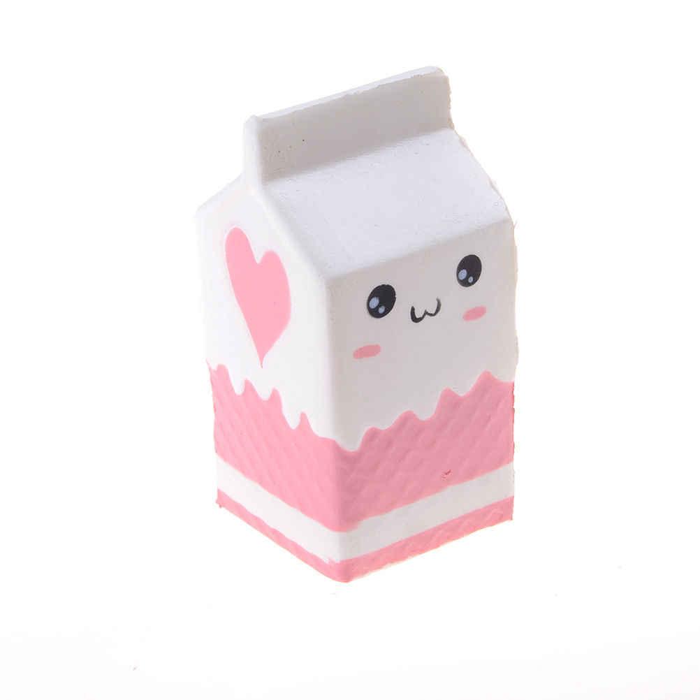 ミルクボックス両面アイスクリームハンド枕パンフライドポテトバゲットバナナクラウドスクイズ猫//海ライオンスロー上昇