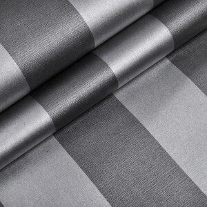 Image 3 - Verticaal Gestreept Behang Home Decor Voor Woonkamer Slaapkamer Wandbekleding Metallic Zwart Zilver Moderne Luxe Muur Papier