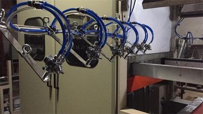 SPRAY GUN  st-6 high atomized sprinkler head for solder wave solder wave solder  st-5 automatic 0.5/1.0/1.3/2.0mm nozzle