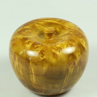 Deluxe Gold Camphor Solid Wood Apple