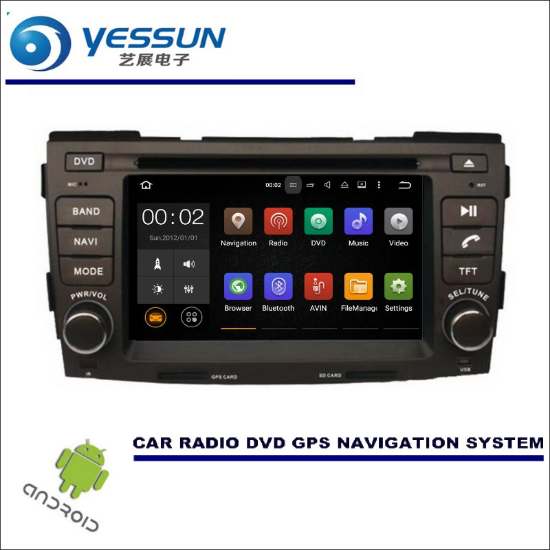 Yessun Wince Android Car Multimedia Navigation System For Hyundai Rhaliexpress: E Radio For 2001 Hyundai Sonata At Elf-jo.com