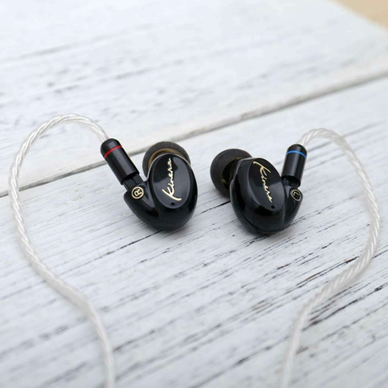 2018 KINERA SEED 3 5mm In Ear Earphone 1DD With 1BA Hybrid Drive HIFI Earphone Sport