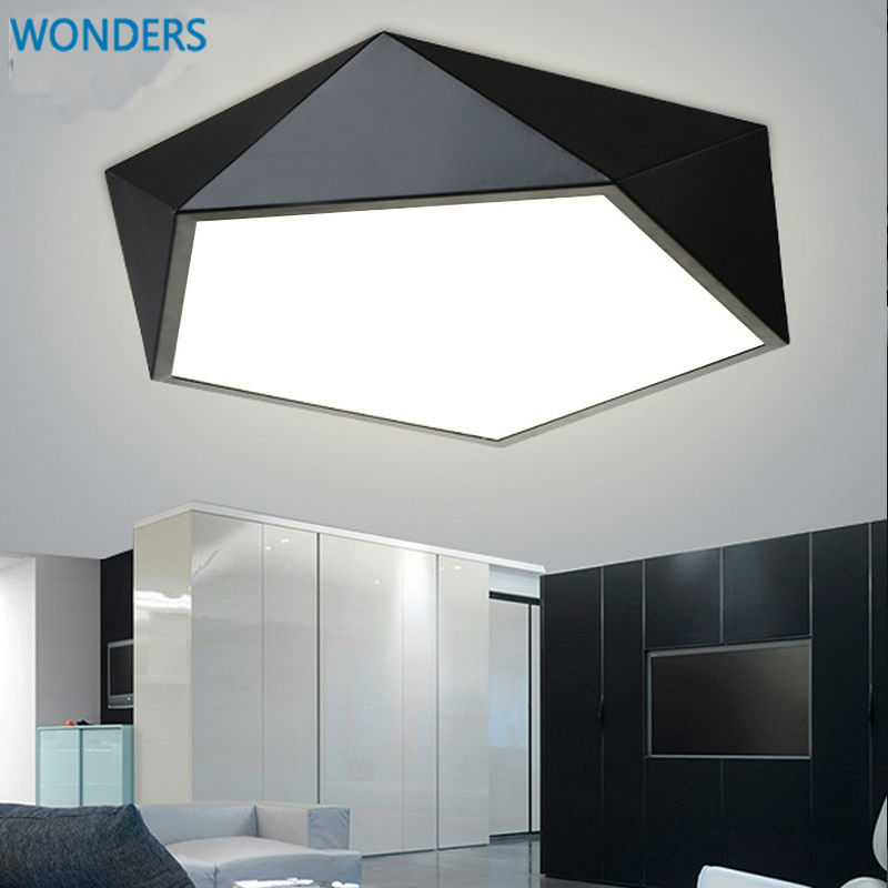 creative simple style ceiling light for living room nordic m