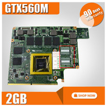for ASUS Graphic Card G73SW VGA Board GTX 560M N12E-GS-A1 DDR5 4* memory MXMIII Laptop G73SW G73JW G53SW G53SX G53JW Video Card
