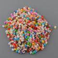 1000Pcs/pack 2.5mm Mixed Color Bird Rings Leg Bands Parrot Canary Pigeon Dove Bantam Poultry High Quality