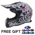 New fashion design Off-Road Helmet motocross helmet professional Downhill motorcycle helmet Dirt Bike Rally racing capacete