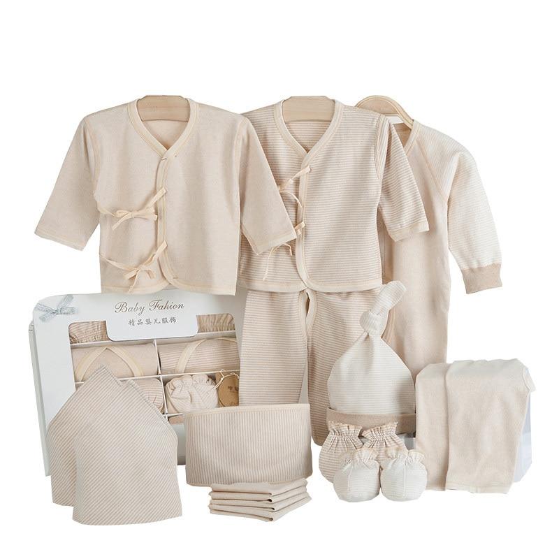 MamaLove15PCS sets 100 Organic Cotton The newborn baby supplies Newborn Baby Gift Set Baby Clothes Set