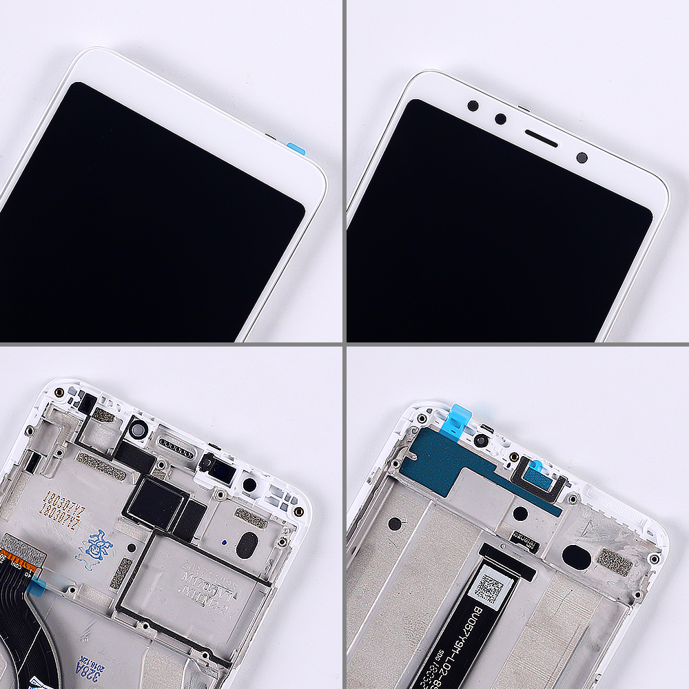 HTB10sS3bdfvK1RjSspfq6zzXFXaq AAA 5.7 inch LCD display for Xiaomi Redmi 5 touch screen digitizer assembly 1440*720 Frame Oleophobic Coating 10 Touch