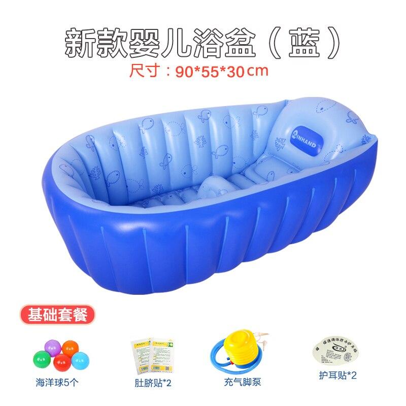 Bathtub newborn baby bath tub children\'s bathtub child collapsible ...
