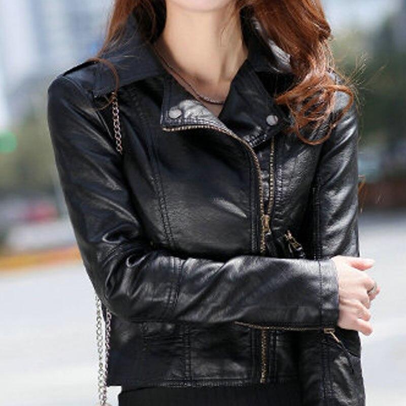 Veste femme en daim noir