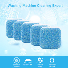 Самые низкие цены Прямая Очиститель стиральной машины накипи глубокий Чистый Макияж дезодорант прочный очистки лист Бытовая