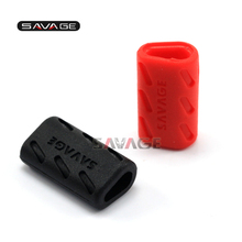 цена на FOR DUCATI MONSTER 659 696 796 797 821 1100 1200 MOTORCYCLE GEAR PEDAL SILICA GEL PAD FOR FOOT-OPERATED SHIFT LEVER ACCESSORIES