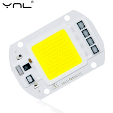 COB LED Chip Light 220V 50W 20W 30W 10W 3W 5W 7W rectangular Chip For Spotlight Led Floodlight Lamp Not Need Driver DIY Lighting(China)