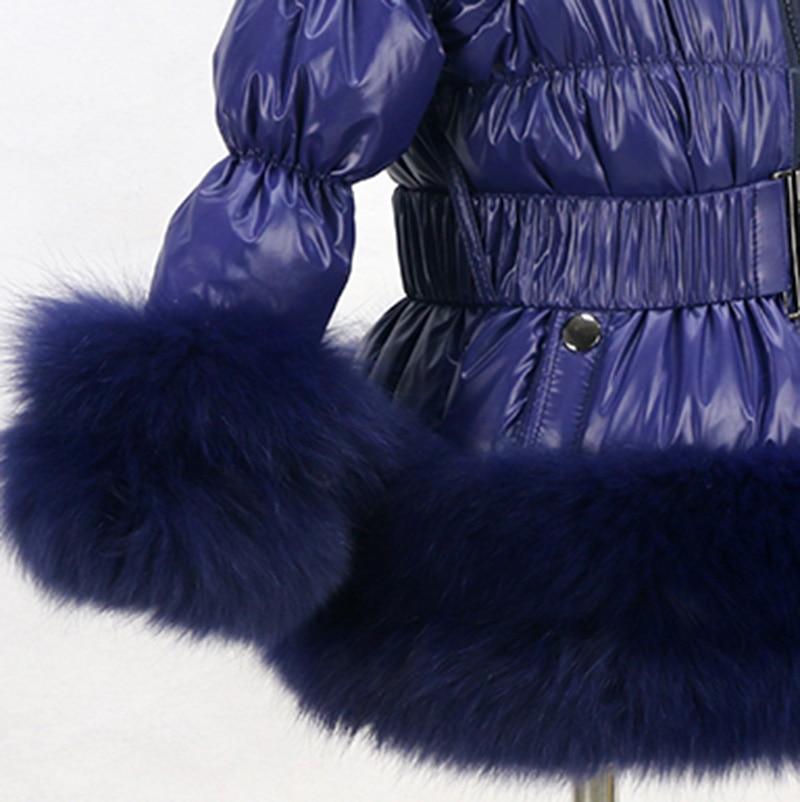 Brezplačna dostava novi slog zimski otroški plašč / priljubljena - Ženska oblačila - Fotografija 6