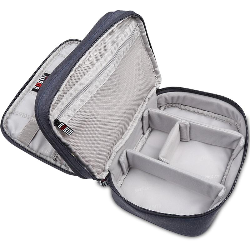 Saco de BUBM para armazenamento digital banco de potência saco de - Acessórios de viagem - Foto 3