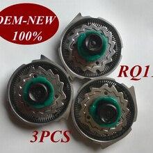 3 шт. RQ11 замены головки бритвы лезвия для бритвы Philips RQ10 RQ12 RQ32 RQ1185CC RQ1195CC YS1106 YS1108 RQ1050 RQ1075 RQ1060 RQ1090