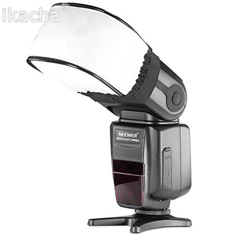 Olympus DSLR camera Studio Portable Hot Shoe Flash Softbox Boom Stand Lighting Kit for Canon Panasonic Nikon Pentac Leica