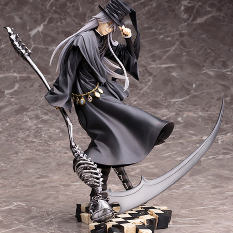 Anime Black Butler Undertaker Action Figure Action Figure Collectible Model Toy 21cm