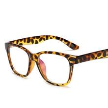Cubojue Kacamata Bingkai Wanita Gelar Pria Kacamata Lensa untuk Makeup atau  Resep Kacamata Vintage Leopard Bunga Kutu Buku 64738fc4dd