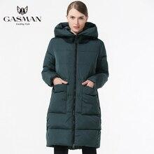 talla plumón abrigo mujer